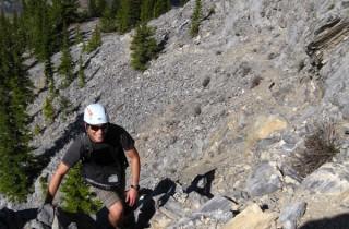 Climbing Mount Baldy